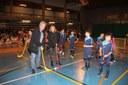 L'unihockey, un sport où tout le monde participe…